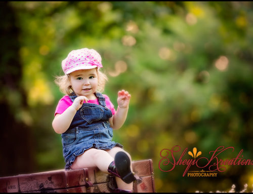 Photo Session with Aurora | Dubuque Family Photographer