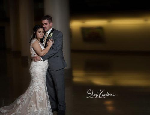 Chenchen and John's Wedding | Dubuque Wedding Photographer